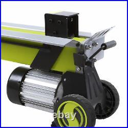 Sun Joe LJ602E Electric Log Splitter 5-Ton 15 Amp Hydraulic Ram