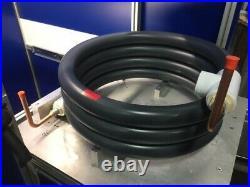 Titanium Heat Exchanger for Aquarium Hydroponic Heat Chiller Aquaculture 2.5 ton