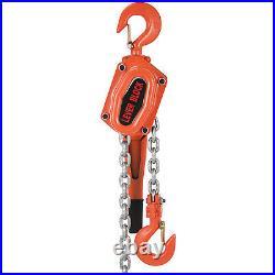 VEVOR Lever Block Chain Hoist 3Ton 10FT 3M Come Along Puller Heavy Duty 6000LB