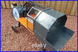 Venom 8ton Swift Kinetic Electric Log Splitter by Rock Machinery