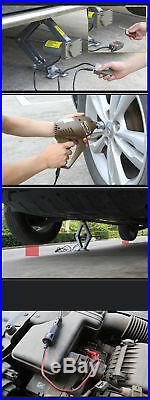 Wireless Remote Control 5 Ton Auto Electric Car SUV Hydraulic Floor Jack Lift