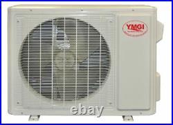 YMGI 1.5 Ton 18000 BTU Solar Hybrid Ductless Mini Split Air Conditioner Heat Pum