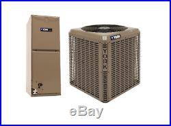 York 5.0 ton 14.25 SEER LX Series AC Only (Heat Strips sold Separately)