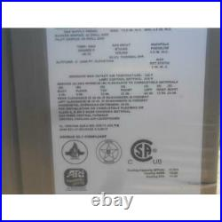 York Zf048h12b4a1aba1a1a 4 Ton Conv. Rooftop Gas/electric Ac 13 Seer R-410a