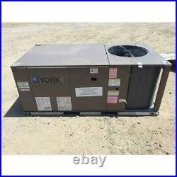 York Zf072n10n4aaa1a 6 Ton Convertible Rooftop Gas/electric Ac, 11 Eer 80%